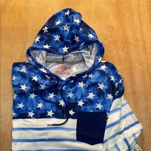 AMERICAN RAG XL Hoodie
